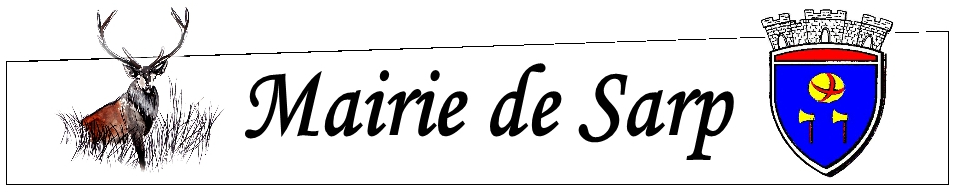logo mairie sarp.